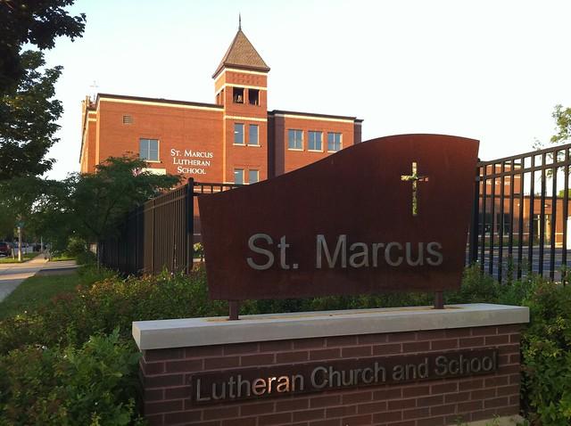 St Marcus Evangelical Lutheran Church 2 Flickr Photo