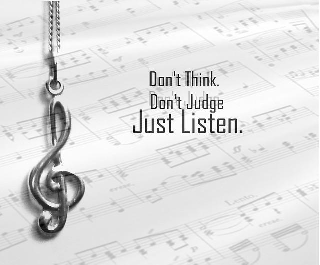 Musik für alle.