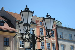 The Old Town is full of beautiful period features and architecture