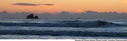 sunset washingtoncoast quillayuteneedlesnwr
