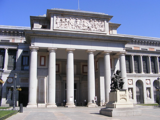Prado Museum, Madrid, Spain  Flickr - Photo Sharing!