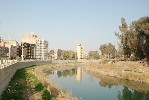 Deir EzZur - river