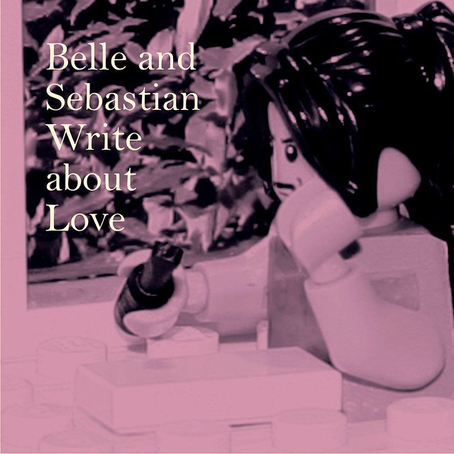 belle and sebastian write about love poster image