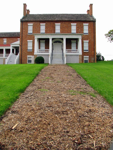 Dickson-Williams Mansion - Greeneville, TN