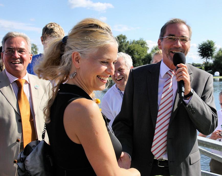 Img7956 Matthias Platzeck At Ehefrau Jeanette Jesorka Flickr