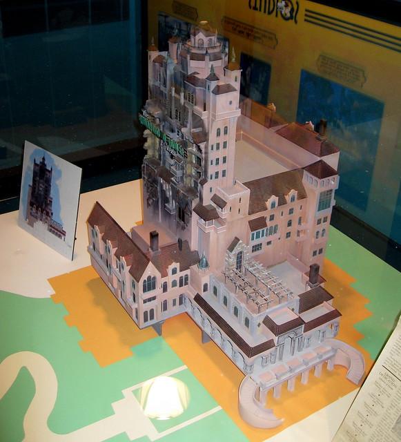 Walt disney world hollywood studios one man 39 s dream for Design hotel hollywood florida