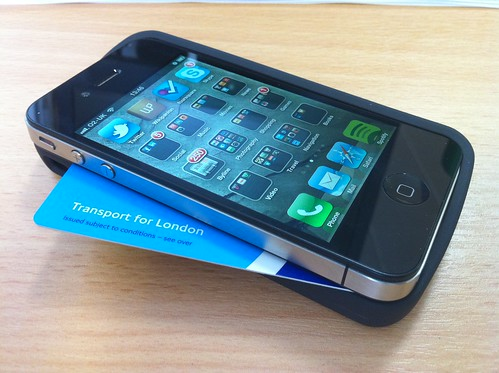 How to use your iPhone as an Oyster card