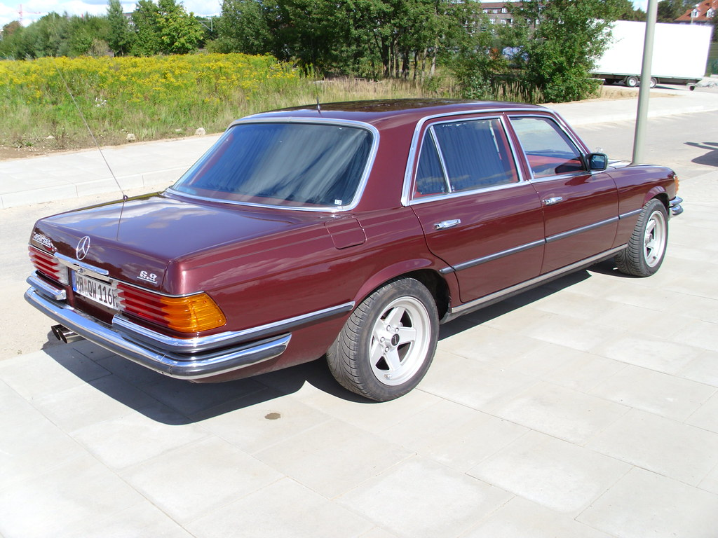Mercedes benz w116 450 sel 6 9 1979 4 a photo on for Mercedes benz 450 sel 6 9