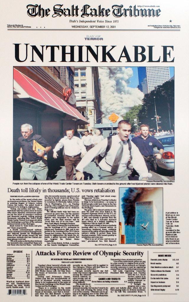 The Salt Lake Tribune, Salt Lake City, Utah