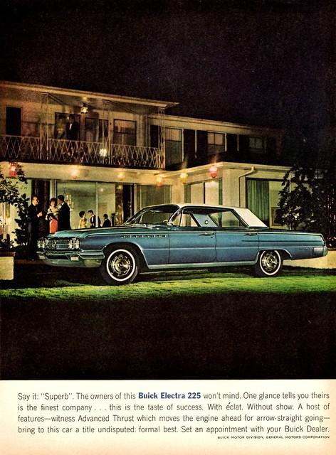 1962 Buick Electra 225 4-Door Hardtop | Flickr - Photo ...