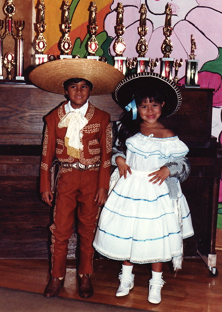 Mexicanitos al grito de guerra