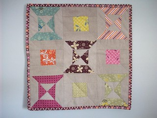 Hope Valley Doll Quilt