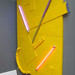 """Yellow Omacron"" by Justin Samson"