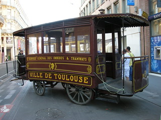 Toulouse Omnibus 1881