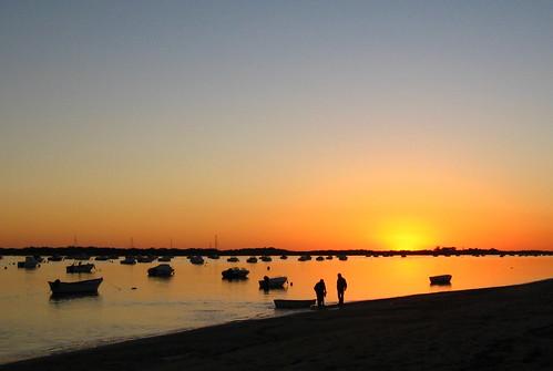 El Rompido sunset