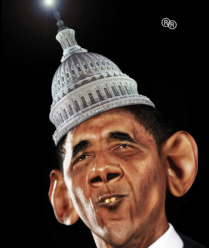 Capitol Hat (Obama's crown)