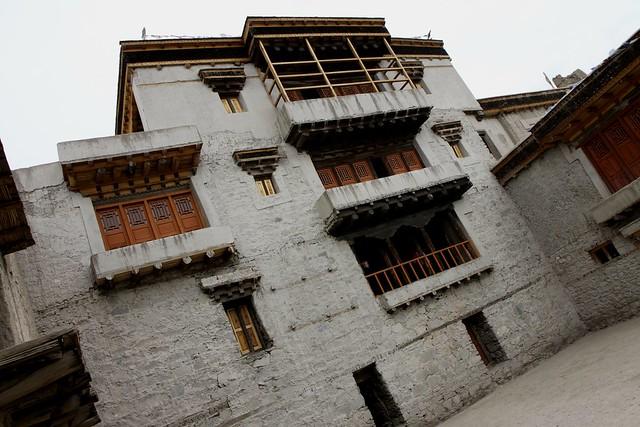 leh palace ladakh