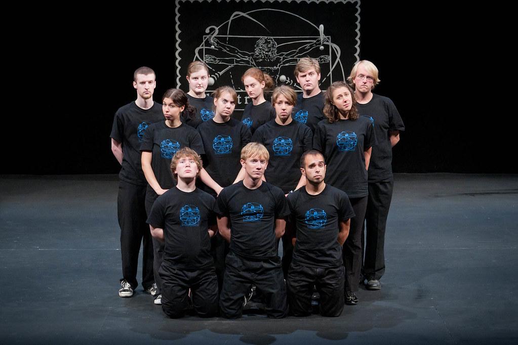 Theatre Physics 2010