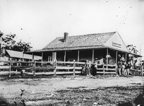photographer queensland pioneers statelibraryofqueensland generalstores slq shingleroofs williamboag