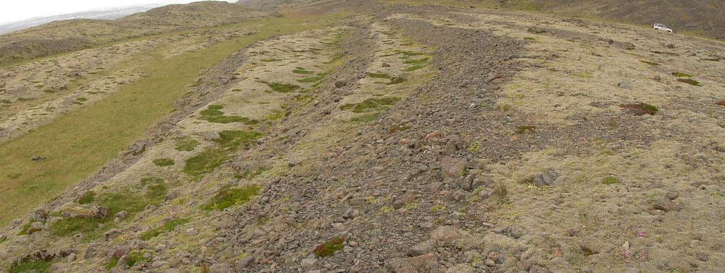 Terrazas Breiðamerkurjökull Islandia 09 Banco De
