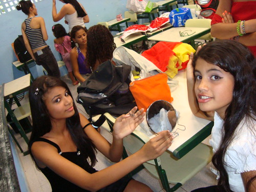 @nathalyalberti vencedora em primeiro lugar Miss Primavera 2010