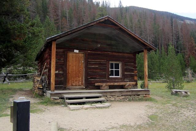 Colorado Rocky Mountain National Park Holzwarth