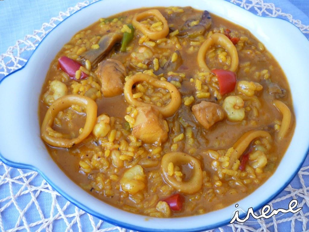 La cocina casera de irene arroz de la yaya for Recetas cocina casera