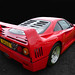 Ferrari F40 by Gordon Calder - 5 Million Views - Thanks!