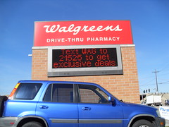 Walgreens Text