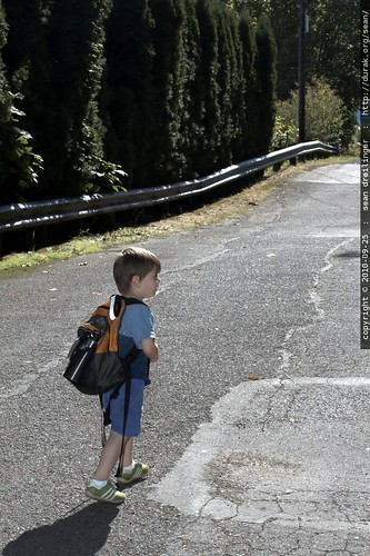 one child, left behind