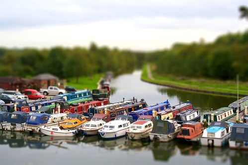 Canal-tiltshift by say hype!