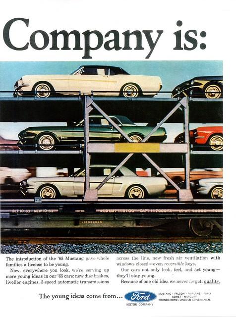 1965 ford motor company usa p2 flickr photo sharing for Ford motor company usa