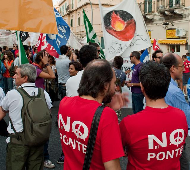 Nessun ponte sullo Stretto di Messina   #9