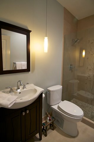 Small Bathroom Remodel | Small bath makeover completed by ...