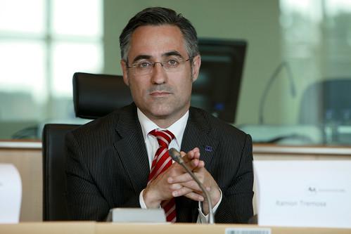 Ramon Tremosa. La foto juny 2010