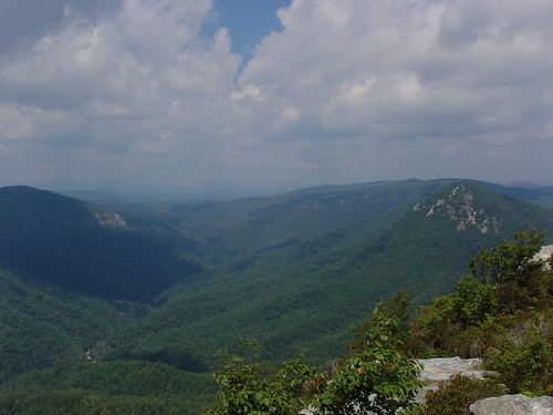 north linville carolina gorge wilderness linvilleriver tablerockmountain hawksbillmountain netbros internetbrothers