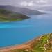 Yamdrok Lake by Thùy ..