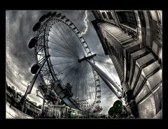 Fish Eye by Fred255 Photography