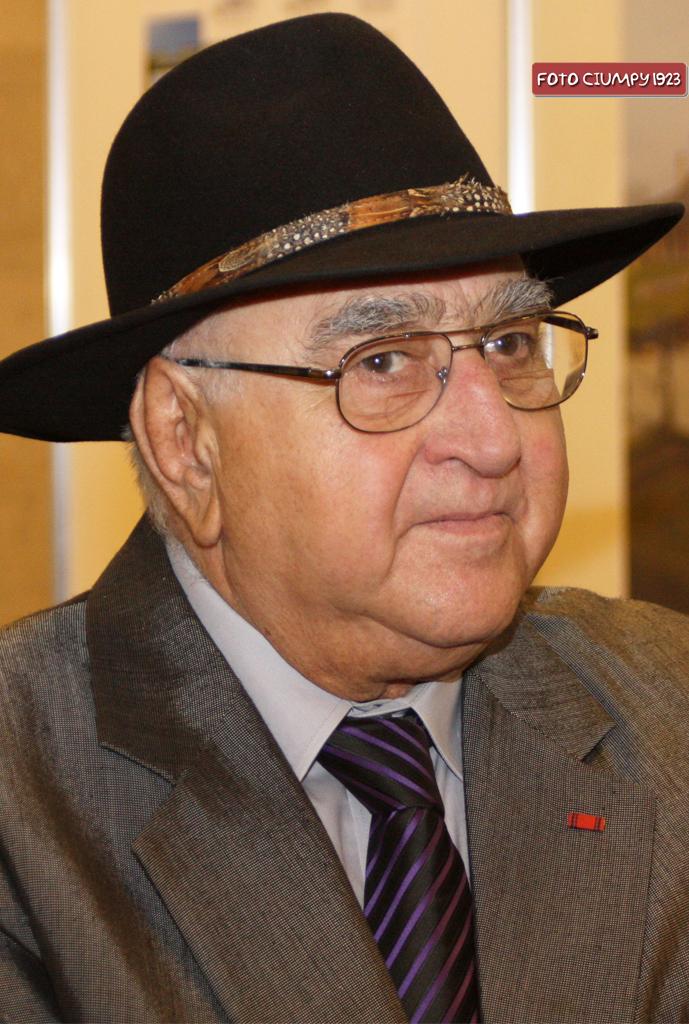 Dinu Săraru - Portrait