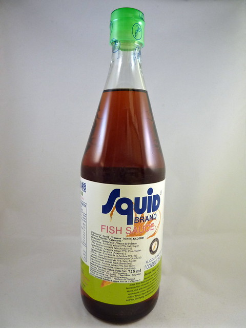 Fish sauce flickr photo sharing for Squid brand fish sauce