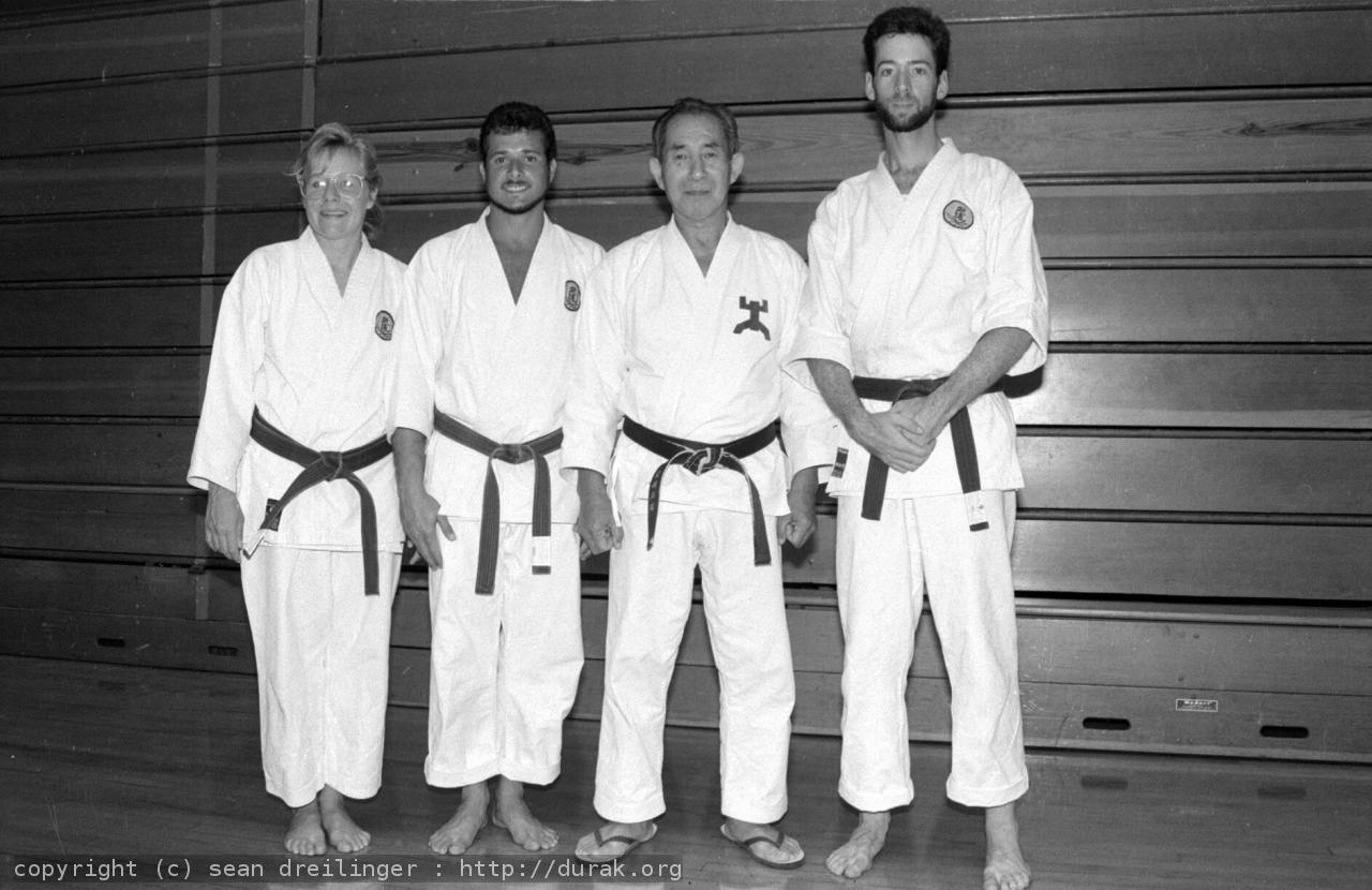 photo: scan 1990 07 28 dave ring cinta wedding ucsd karate ...  photo: scan 199...