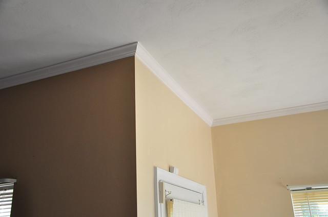 so simple crown molding flickr photo sharing. Black Bedroom Furniture Sets. Home Design Ideas