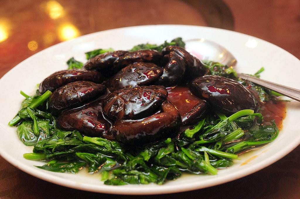 寧福樓-豆苗冬菇