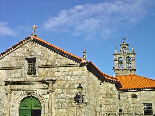 Santuário de Nossa Senhora da Lapa - Portugal