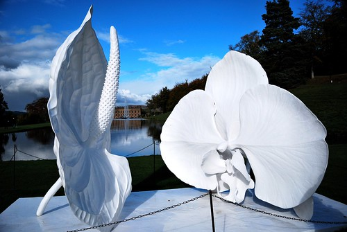 The Engine of Evolution By Marc Quinn - Beyond Limits Exhibition 2010 - Chatsworth by Melodysparks (Chris Preedy)