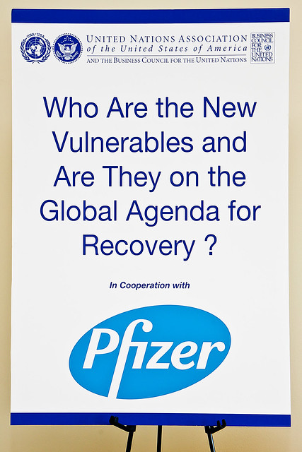 "BCUN 10-13 Event on ""Who Are the New Vulnerables and Are They on the Global Agenda for Recovery?"""