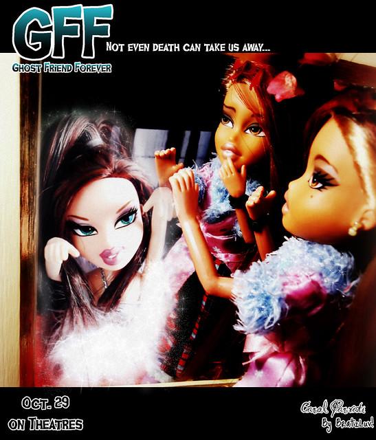 Bratz Fashion Iconz Cycle 3 - Independant Filmz - Ghost Friend Forever - Gabriella (feat. Katia) Scene