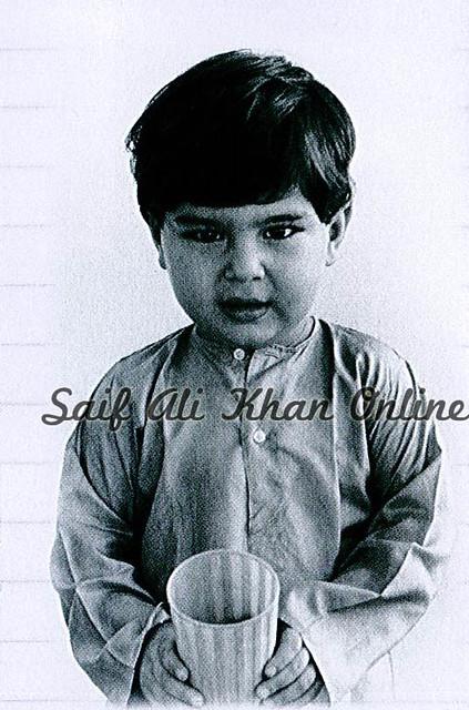 saif ali khan childhood | Flickr - Photo Sharing!