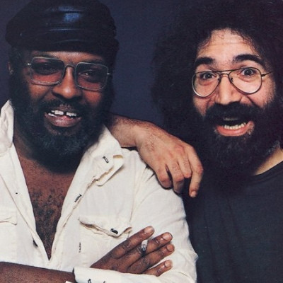 Merl Saunders and Jerry Garcia