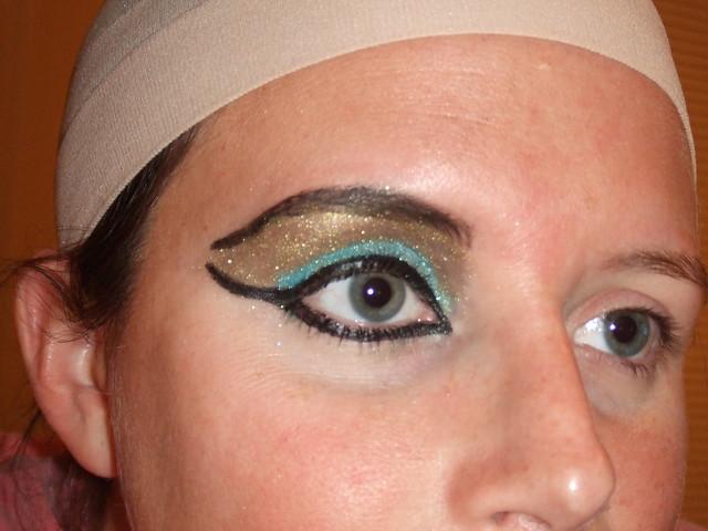 Cleopatra Eye Makeup : Flickr - Photo Sharing!